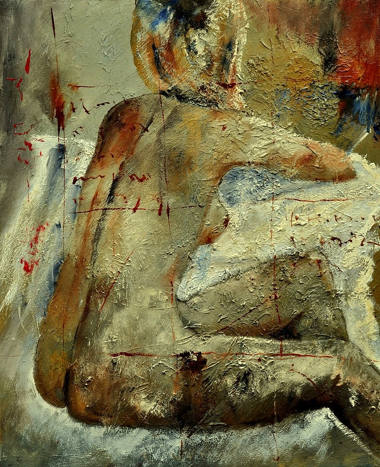 """Nude 561190"" original fine art by Pol Ledent"