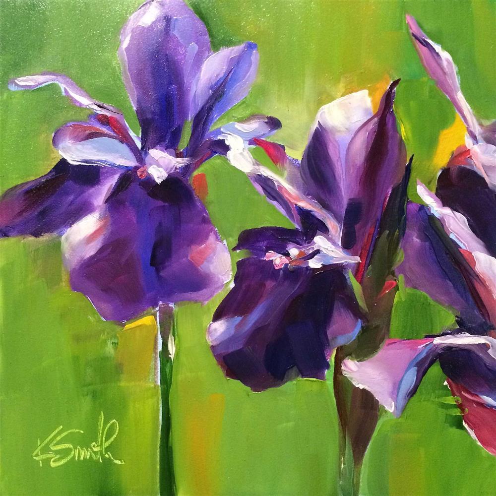 """""""harmony"""" original fine art by Kim Smith"""