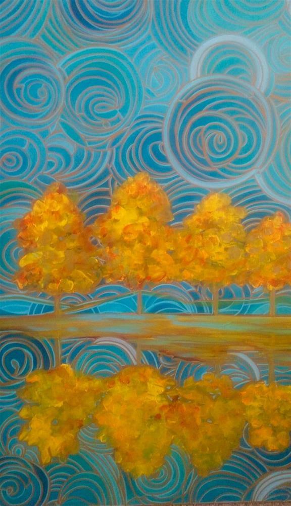 """Reflections"" original fine art by Jami Tobey"