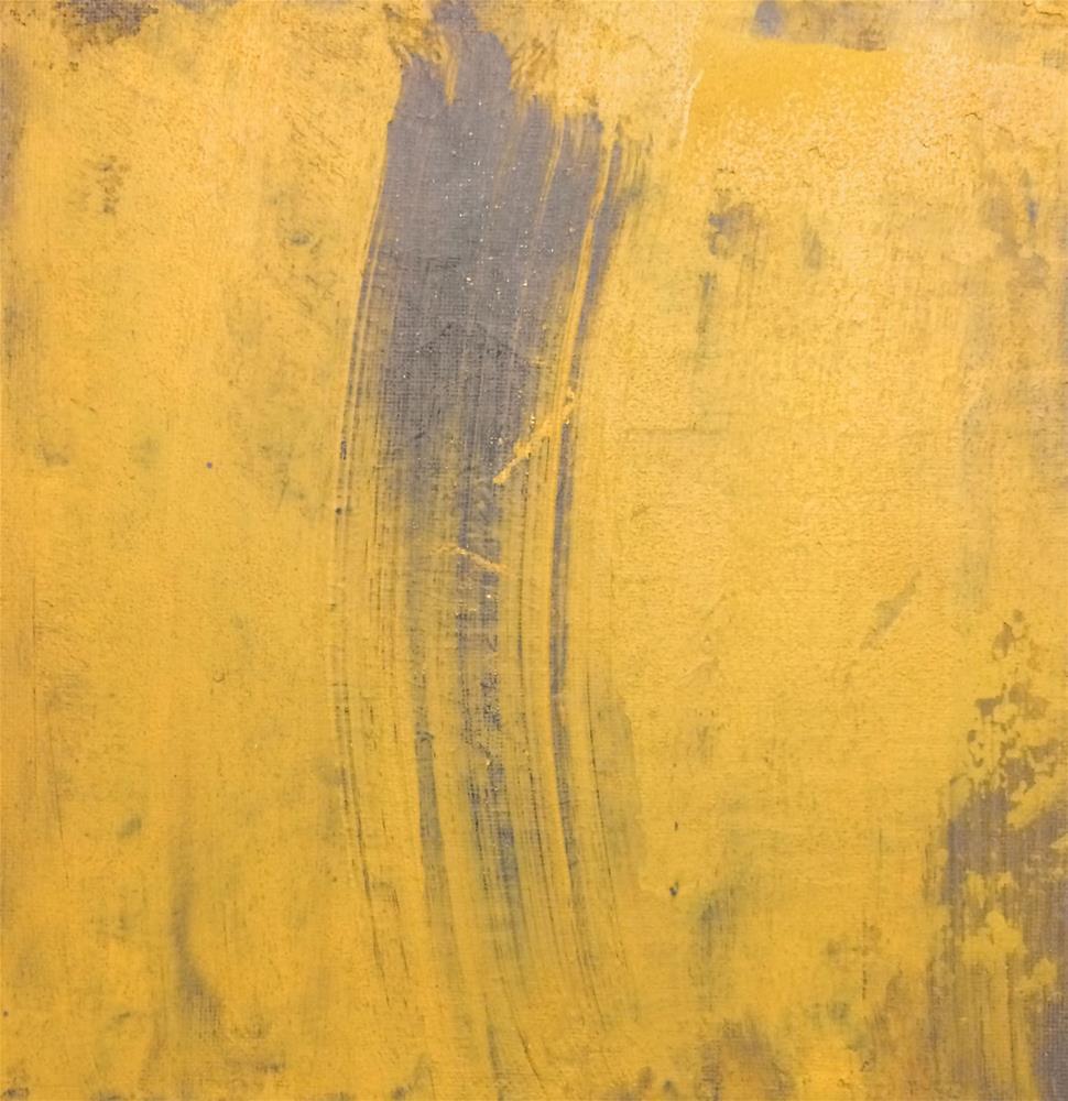 """abstract"" original fine art by Yuehua He"