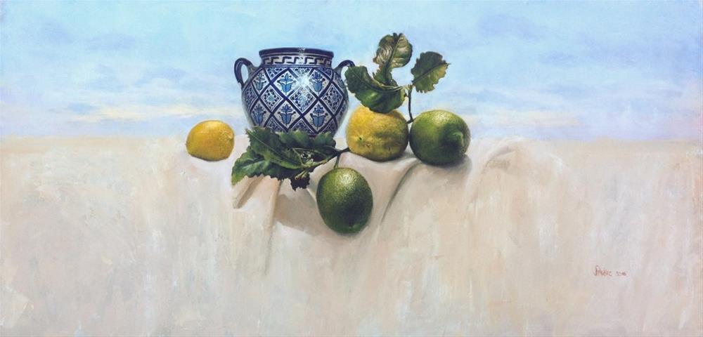 """""Barbarous Gold"" The Finished Piece"" original fine art by Paulo Jimenez"