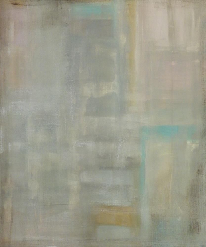 """""""Quiet Shades Effect"""" original fine art by Angele Sage"""