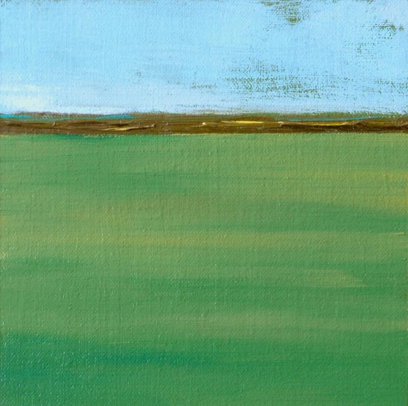 """""""Berkeley Tilden Park"""" original fine art by Janet Bludau"""