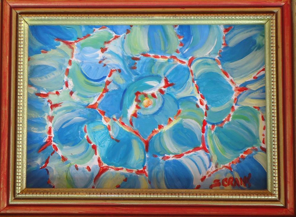 """Kichiokan"" original fine art by Susan Craik"