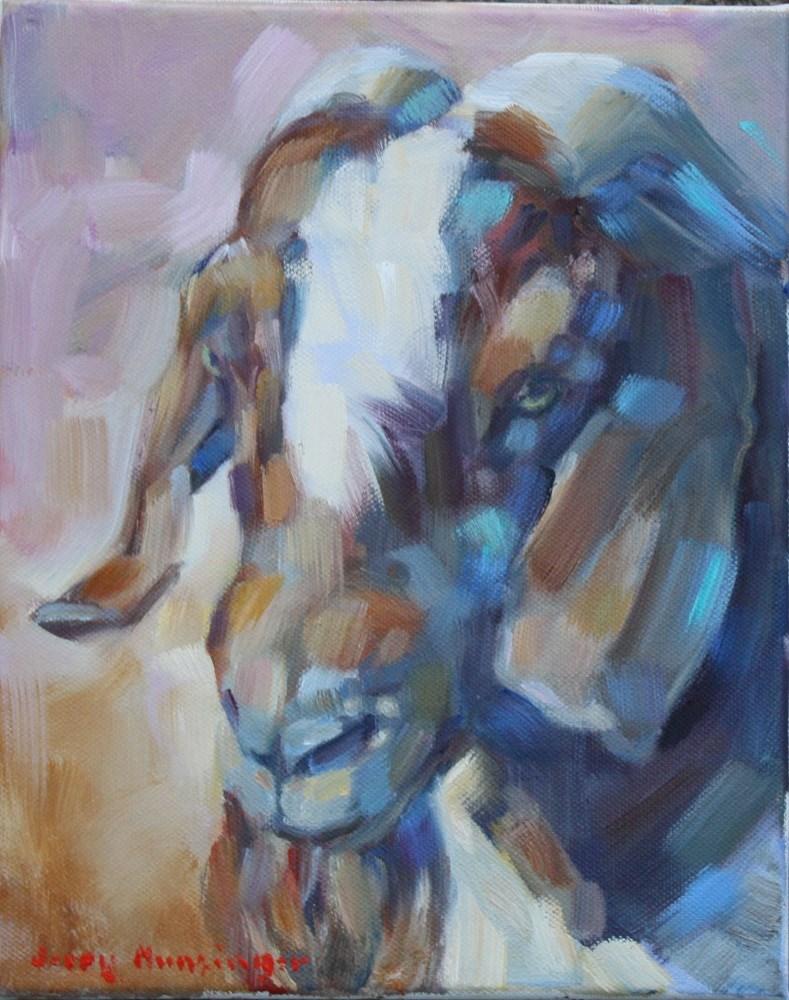 """Billy"" original fine art by jerry hunsinger"