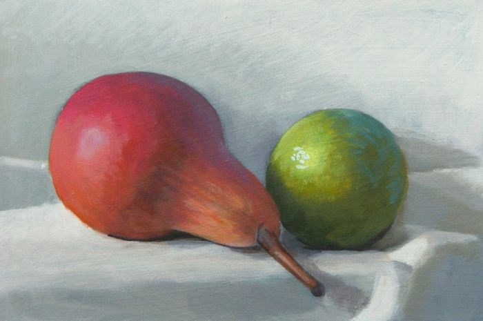 """Study"" original fine art by Peter Orrock"