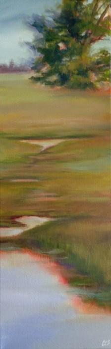"""The Gesture of a Tree"" original fine art by ~ces~ Christine E. S. Code"