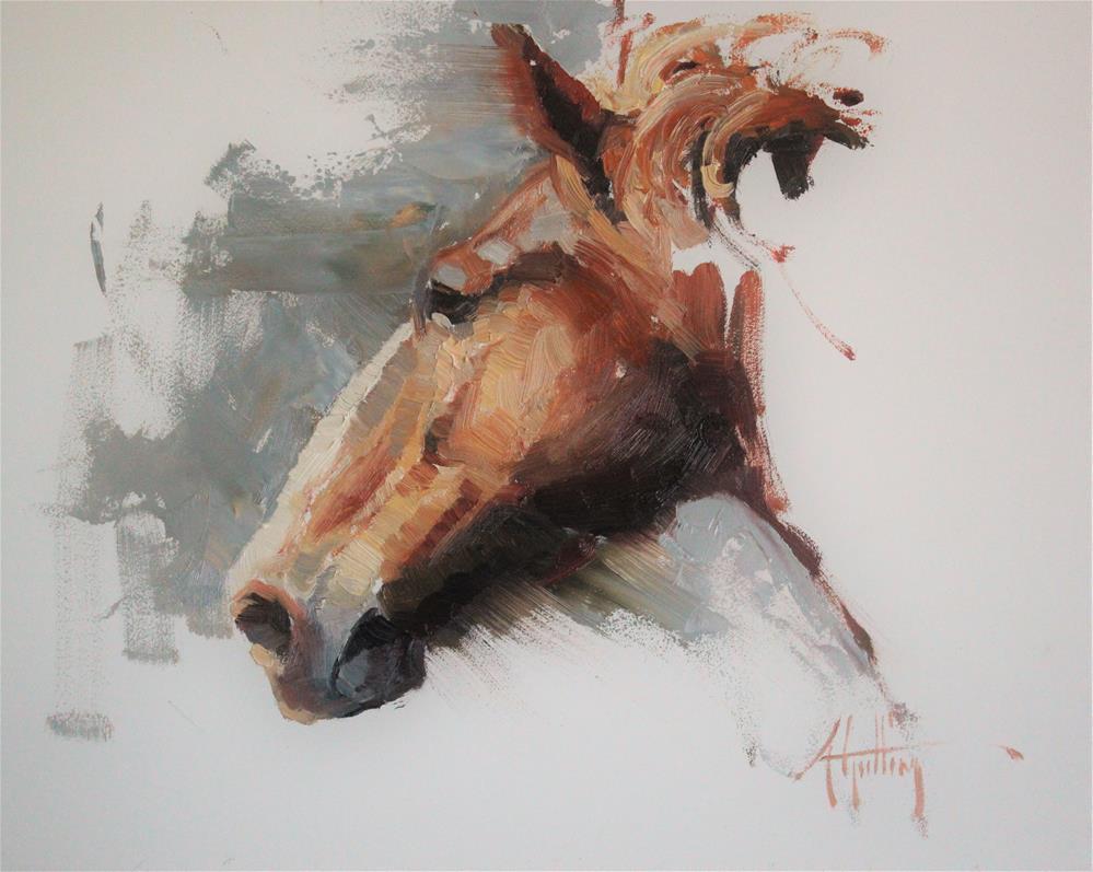 """Sketch #38"" original fine art by Abigail Gutting"