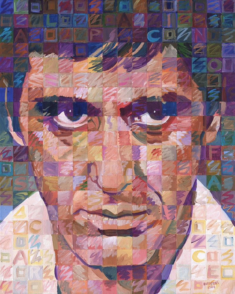 """Al Pacino As Scarface"" original fine art by Randal Huiskens"