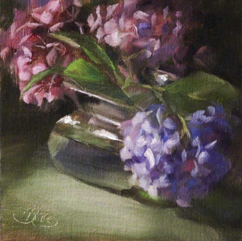 """""""Cotton Candy"""" original fine art by Pamela Blaies"""