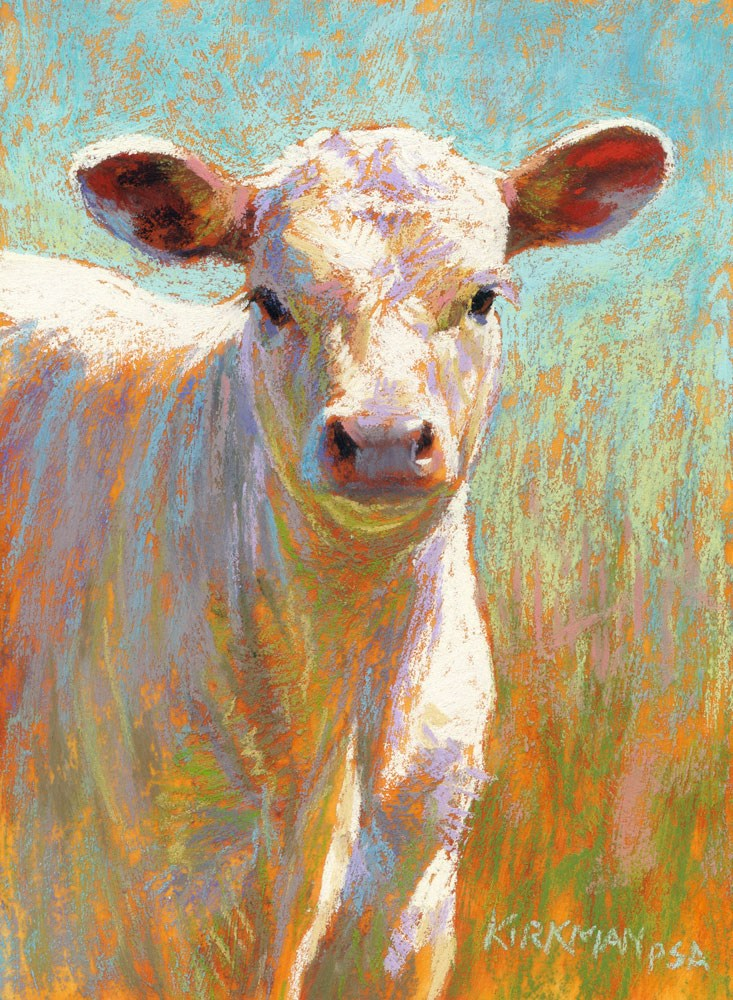 """Winifred"" original fine art by Rita Kirkman"