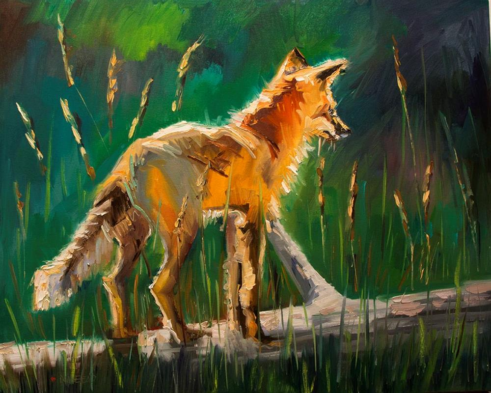 """Diane Whitehead Art Spring blog"" original fine art by Diane Whitehead"