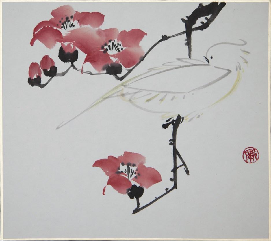 """Kapok Flower"" original fine art by R kwong"