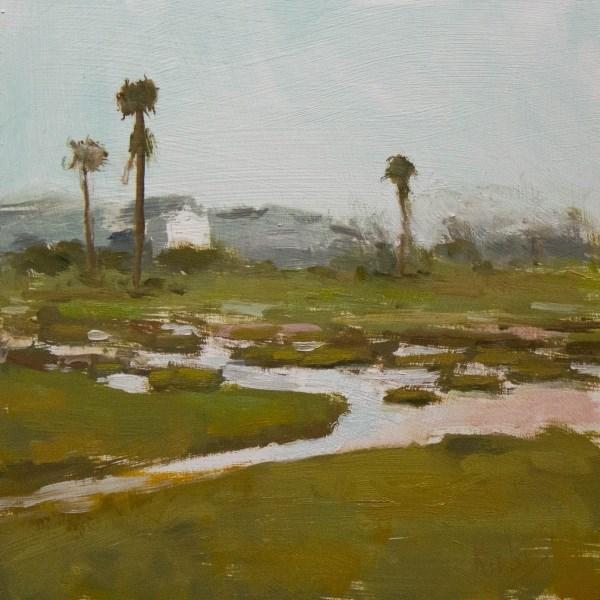 """7 Mile Storm"" original fine art by Randall Cogburn"