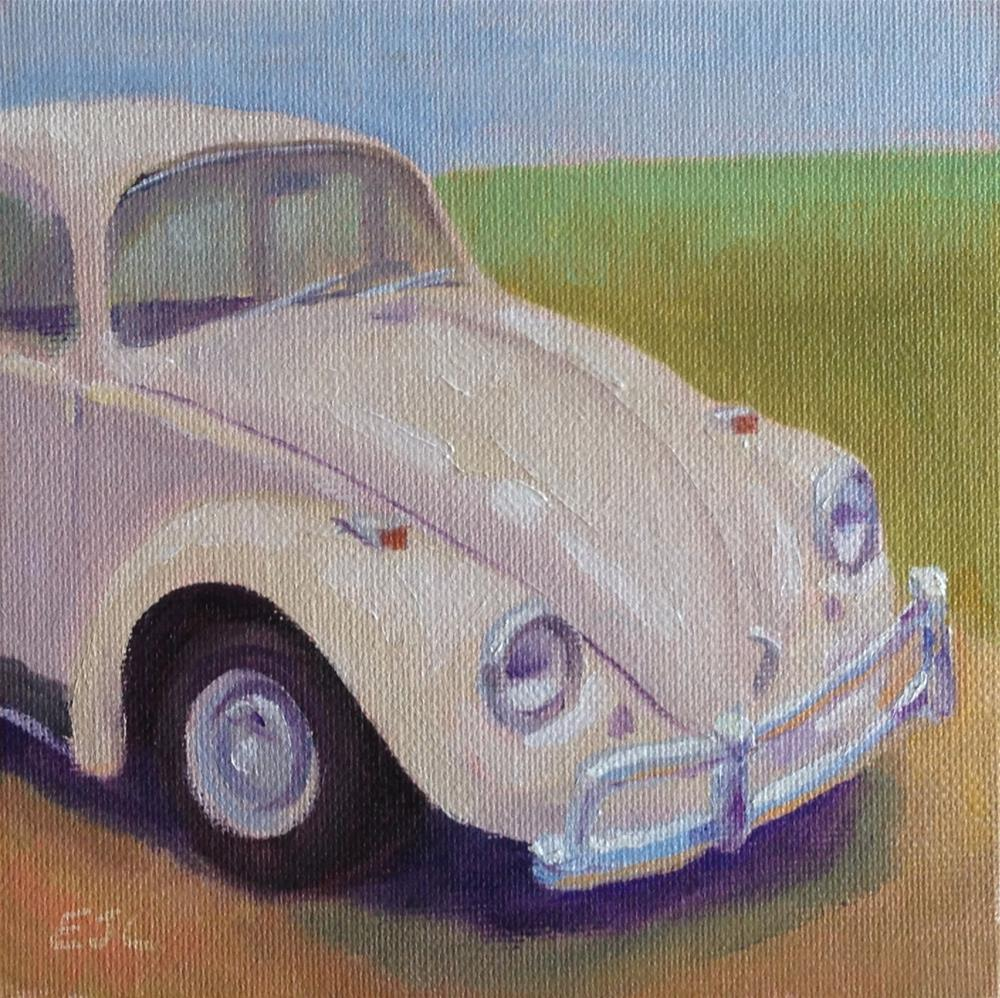 """A Bug's Life"" original fine art by Eric Larson"