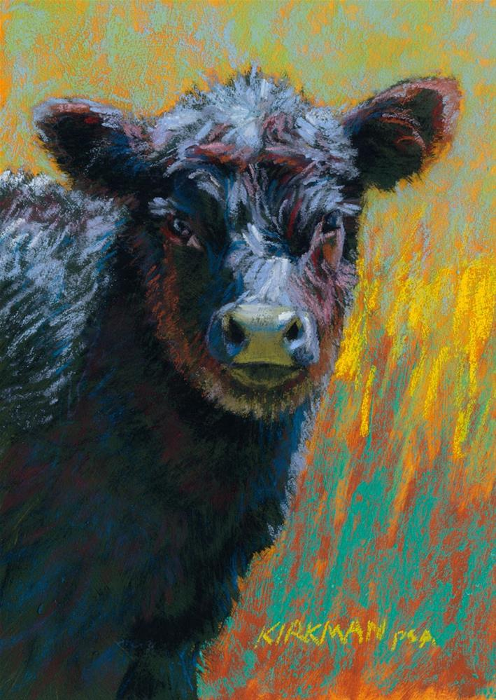 """Crispin"" original fine art by Rita Kirkman"