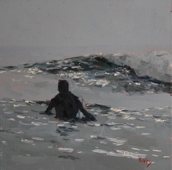 """Into the Light"" original fine art by Randall Cogburn"
