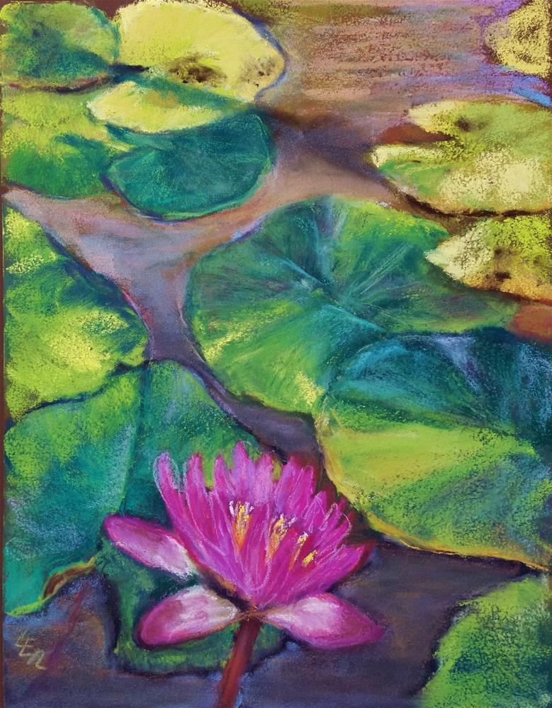 """""""Made in the Shade"""" original fine art by Anna Lisa Leal"""