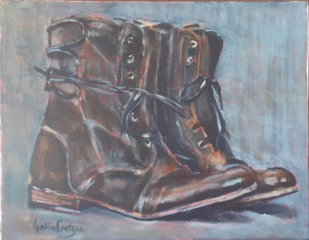 """Glory days"" original fine art by Rentia Coetzee"