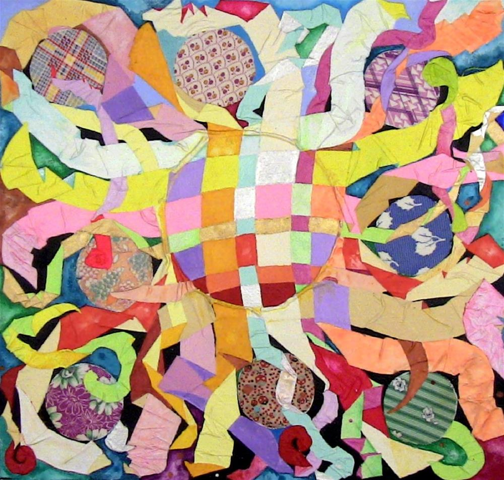 """Solar Energy"" original fine art by Lisa Fulton"