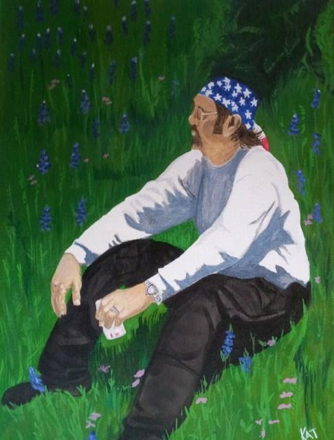"""Comminission"" original fine art by Kathleen Carrier"