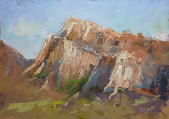 """""""Five Ways I was Enriched by the Plein Air Convention #PACE16"""" original fine art by Karen Margulis"""