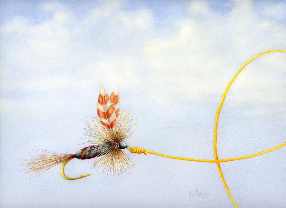 """""""Sky High Fly I"""" original fine art by Susanne Billings"""