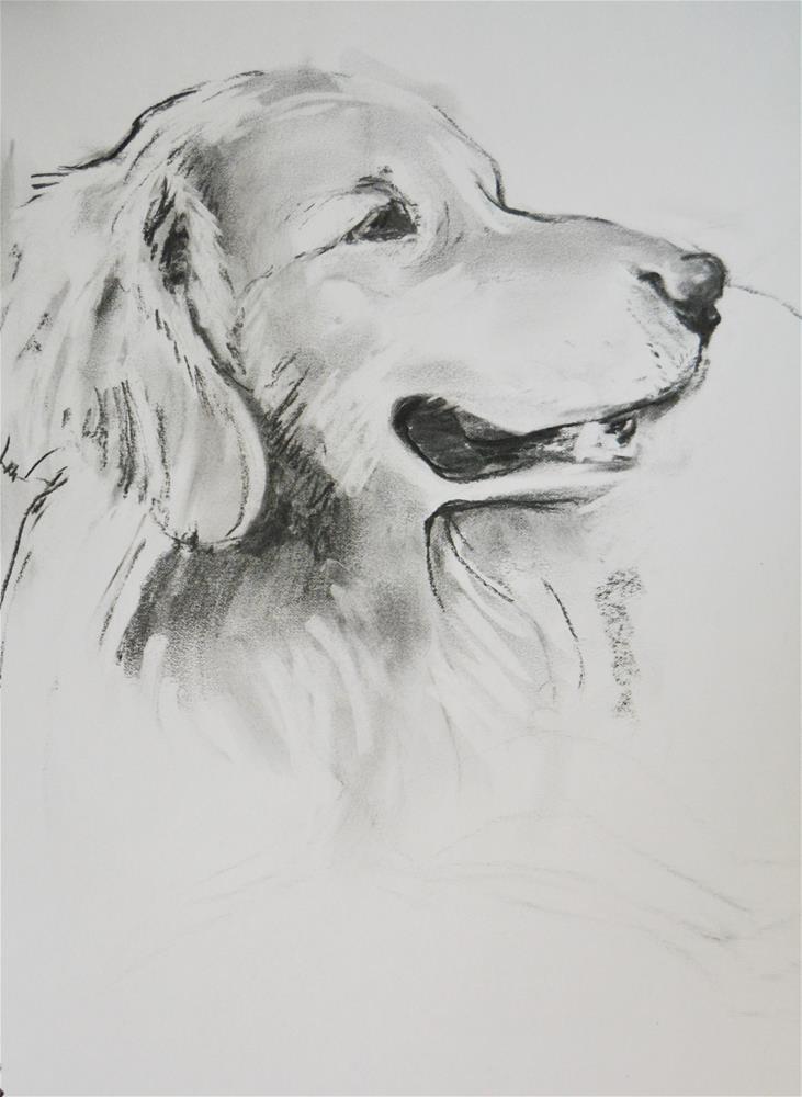 """Untitled"" original fine art by Cindy McDonough"