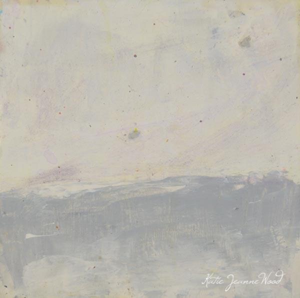 """""""Landscape 24"""" original fine art by Katie Jeanne Wood"""