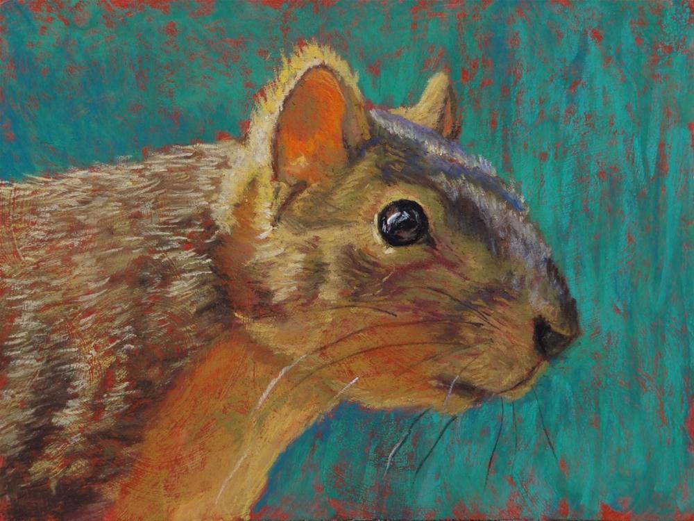 """""""Lucky"""" original fine art by Denise Beard"""