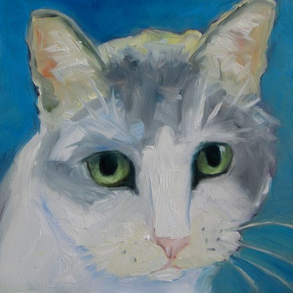 """Bugsy"" original fine art by Mb Warner"