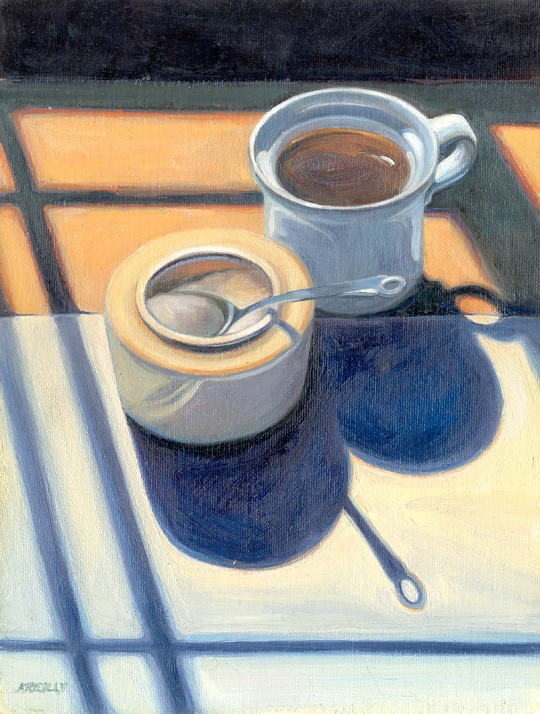 """Sugar"" original fine art by Kath Reilly"