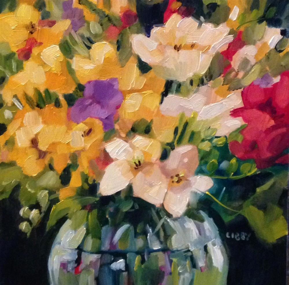 """Manderley"" original fine art by Libby Anderson"