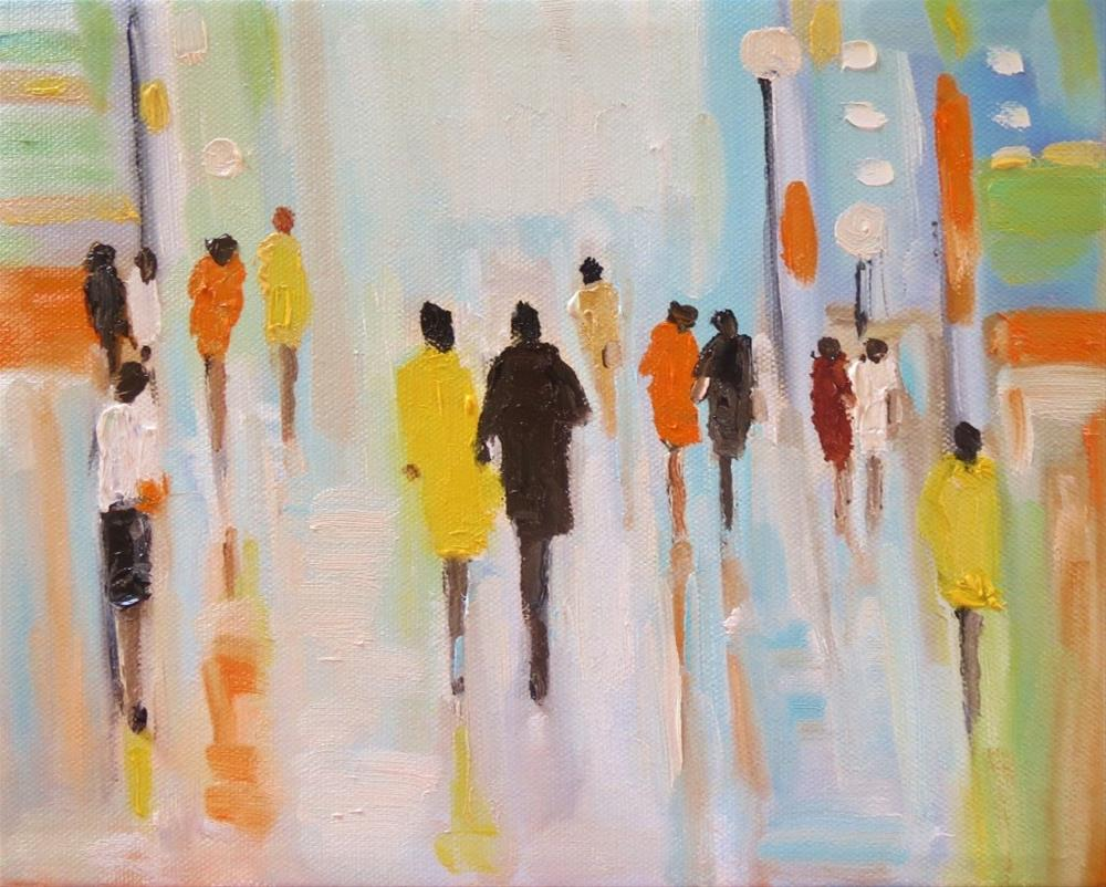 """summer"" original fine art by Astrid Buchhammer"