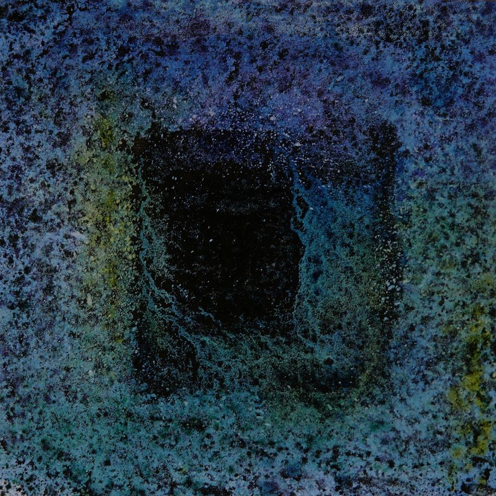 """rusty_black"" original fine art by Beata Musial-Tomaszewska"