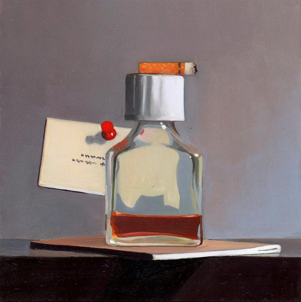 """""""DAILY DIAPER #245 Studio Stuff"""" original fine art by Brian Burt"""