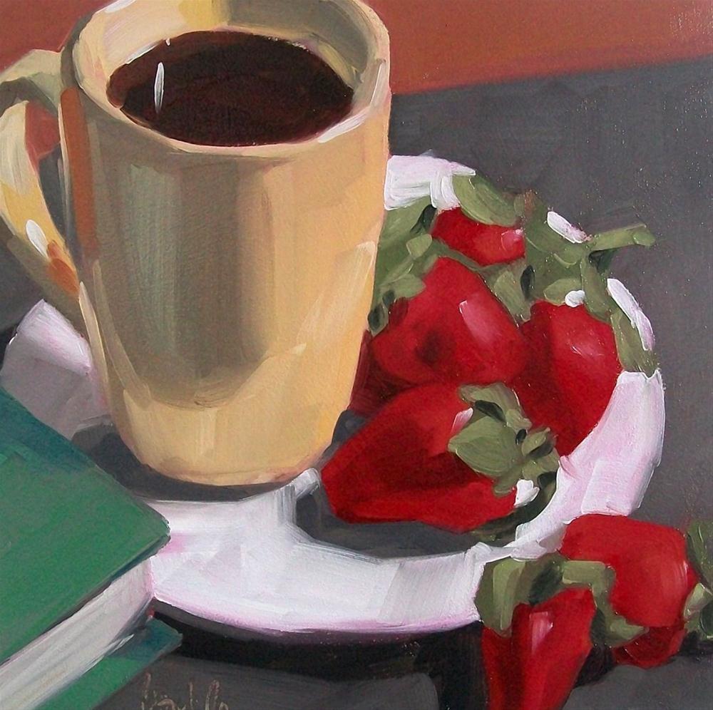 """Sunday morning"" original fine art by Brandi Bowman"