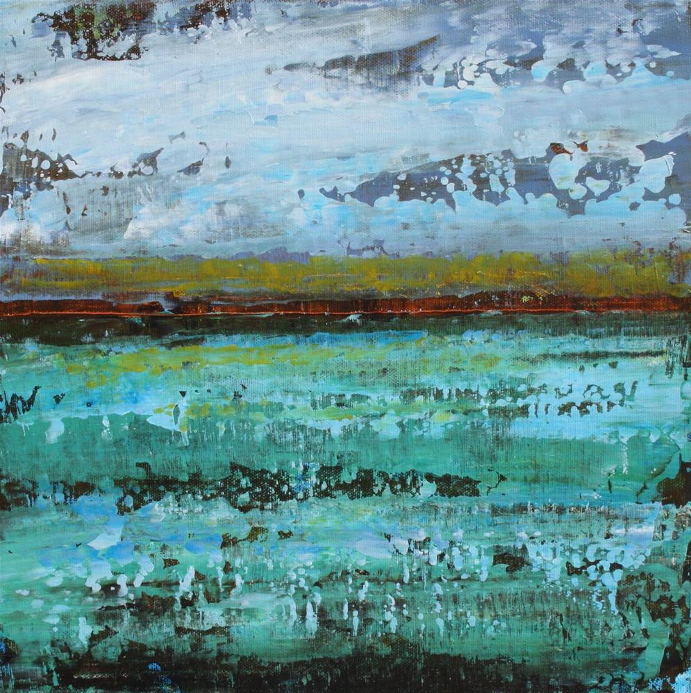 """""""Night Sound"""" original fine art by Sage Mountain"""