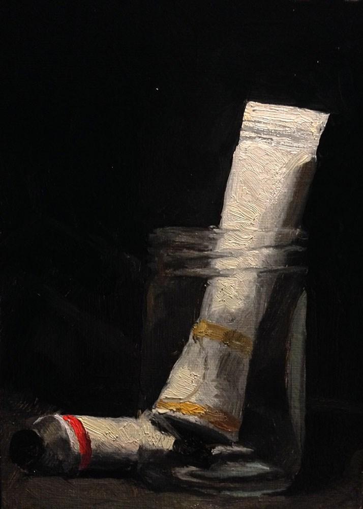 """Two Years of Art"" original fine art by Chris Beaven"