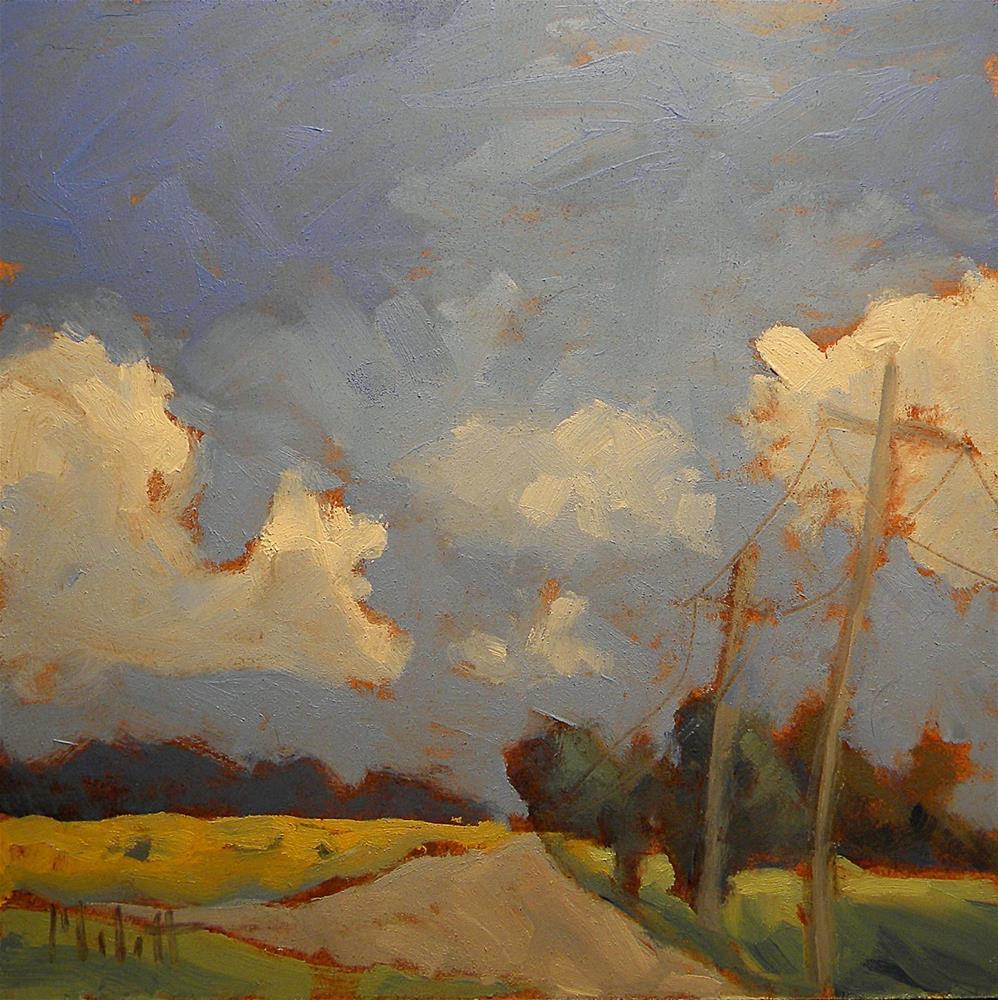 """Contemporary Impressionism"" original fine art by Heidi Malott"