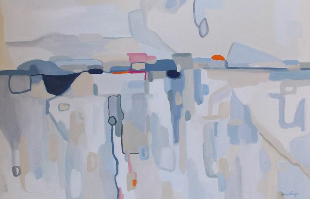 """""""Tenuous Connections"""" original fine art by Pamela Munger"""
