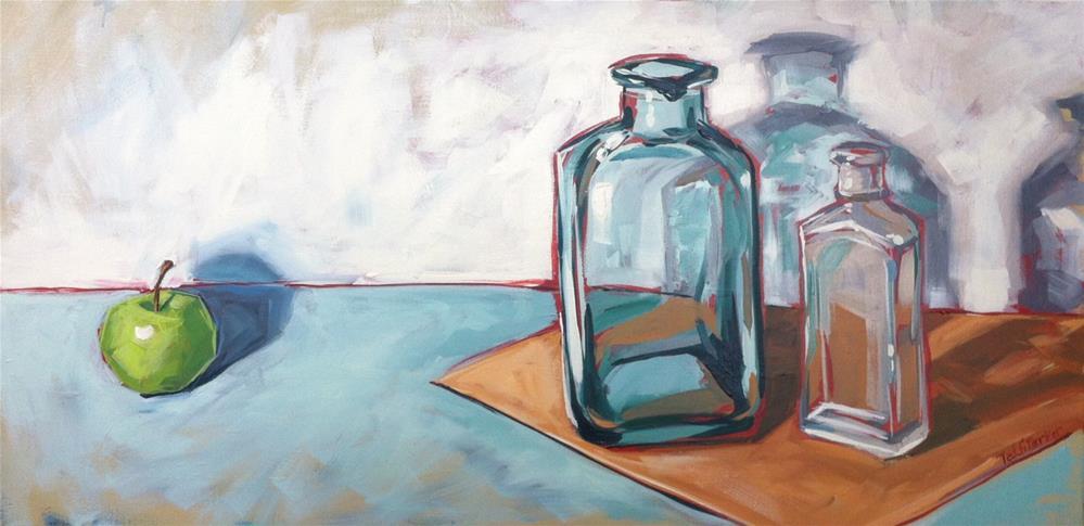 """Exiled"" original fine art by Teddi Parker"