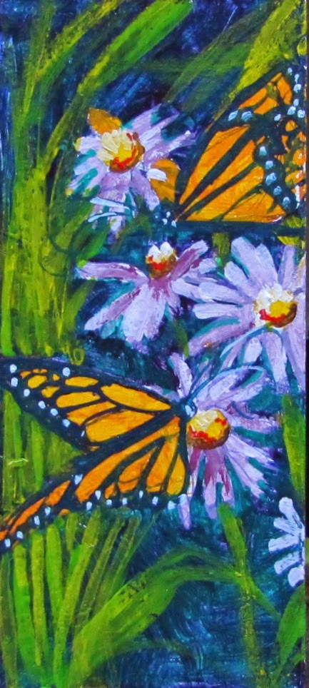 """30-30 Challenge #26"" original fine art by Christine Holzschuh"