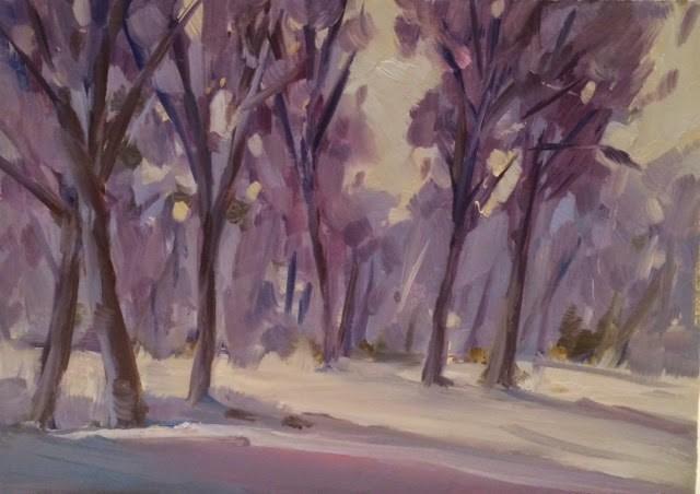 """""""WONDERLAND"""" original fine art by Doug Carter"""