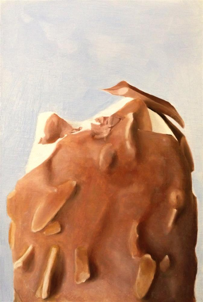 """Ice Cream Lolly"" original fine art by James Coates"