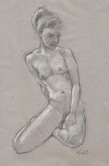 """""""Peta 1"""" original fine art by Chris Martin"""
