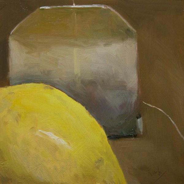 """""""Guava Tea"""" original fine art by Randall Cogburn"""