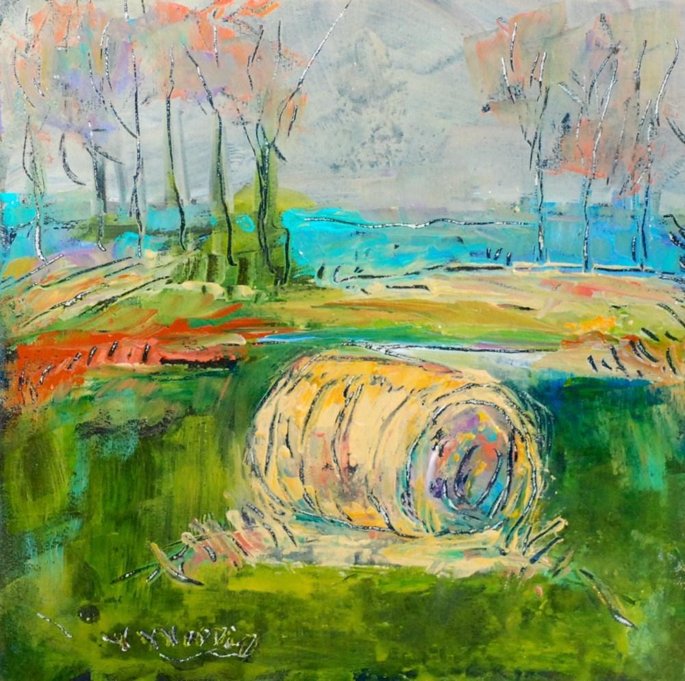 """Sweet Mississippi"" original fine art by Vicki Wood"