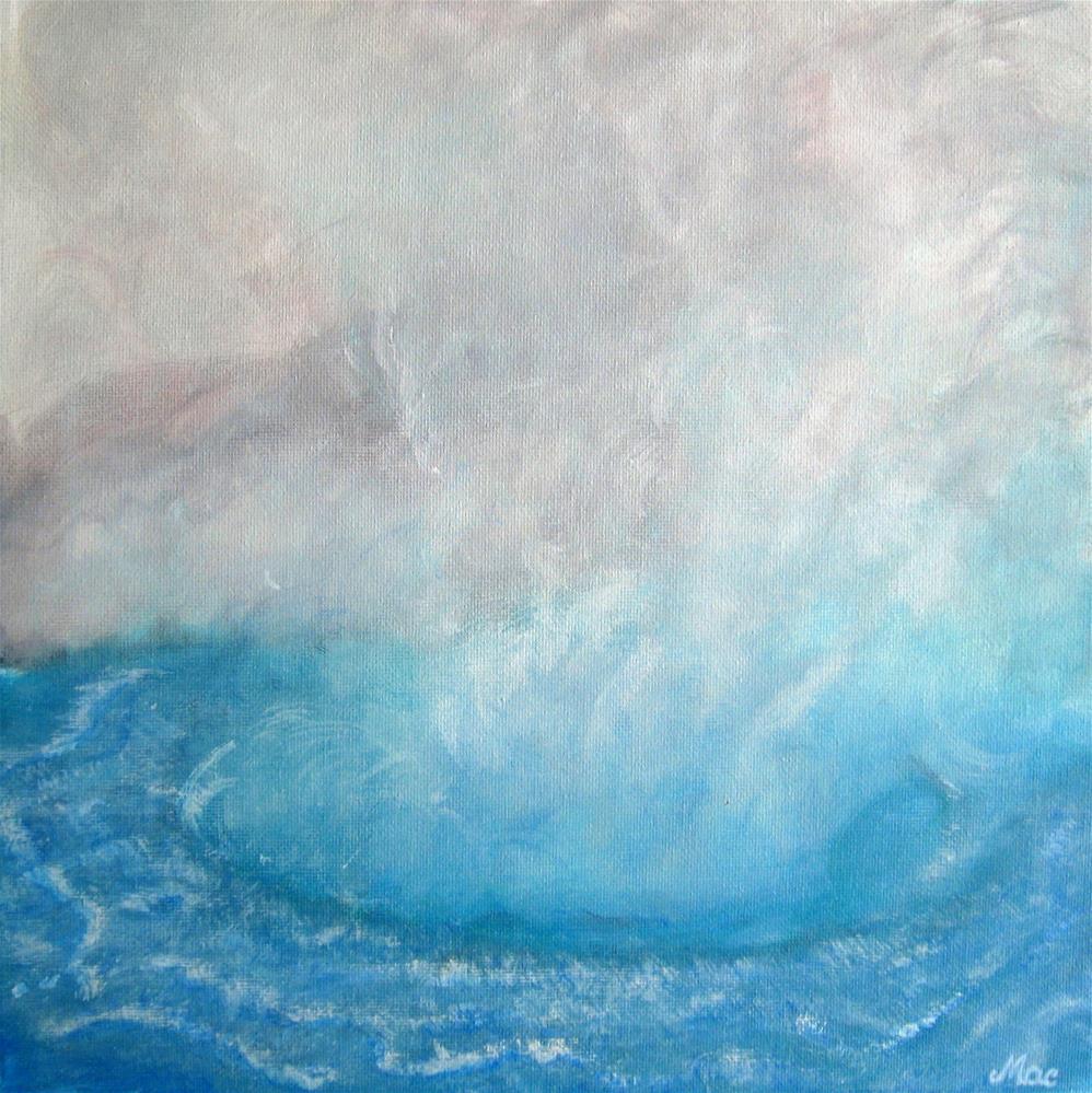 """Hot Spring2"" original fine art by Alina Frent"