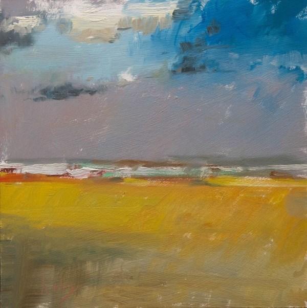 """Storm and Light"" original fine art by Randall Cogburn"